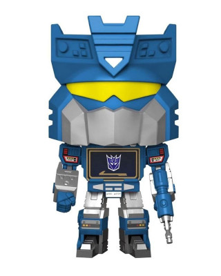 Bobble Figure Transformers POP! - Soundwave With Tapes