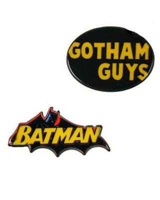 Bedž DC Comics - Batman - Gotham Guys