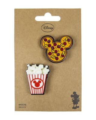 Bedž Mickey Mouse - Food