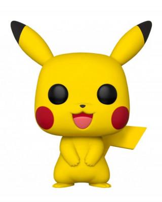 Bobble Figure Pokemon Super Sized POP! - Pikachu