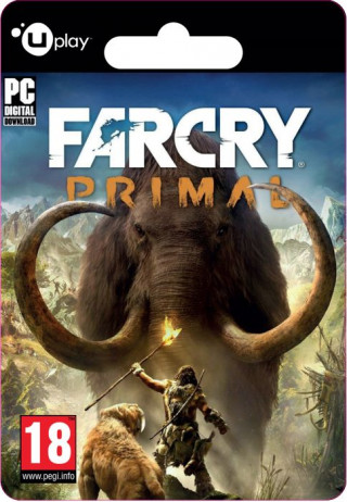 DIGITAL CODE - PCG Far Cry Primal
