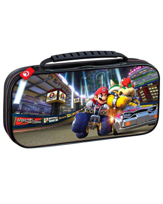 Deluxe Travel Case Mario Kart Bowser Fury