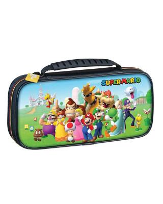Deluxe Travel Case Super Mario Team