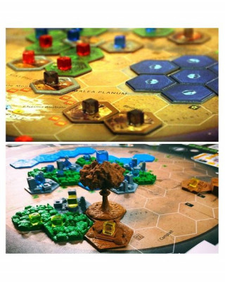 Društvena igra Terraforming Mars - Hellas And Elysium
