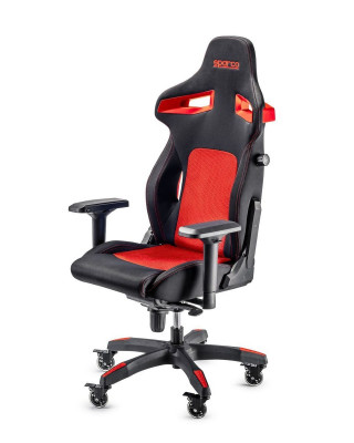 Gaming Stolica Sparco STINT Black / Red