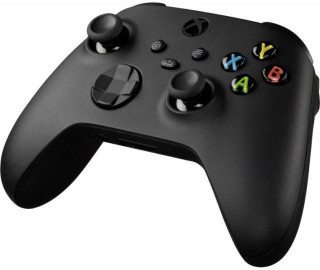 Gamepad Microsoft XBOX Series X Wireless Controller + Cable - Carbon Black