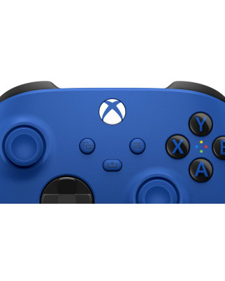 Gamepad Microsoft XBOX Series X Wireless Controller - Shock Blue
