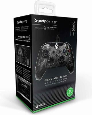 Gamepad PDP Phantom Black