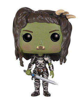 Bobble Figure Warcraft POP! - Garona