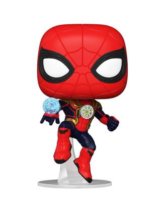 Bobble Figure Marvel POP! - Spider-Man Integrated Suit
