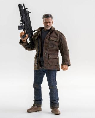 Action Figure Terminator: Dark Fate 1/12 - T-800