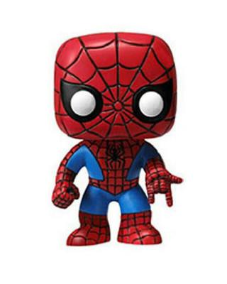 Bobble Figure Marvel Comics POP! - Spider-Man