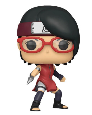 Bobble Figure Boruto: Naruto Next Generations POP! - Sarada Uchiha
