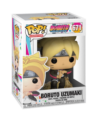 Bobble Figure Boruto: Naruto Next Generations POP! - Boruto Uzumaki