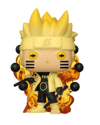 Bobble Figure Naruto POP! - Naruto Six Path Sage