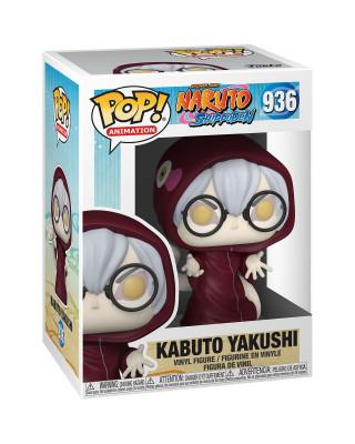 Bobble Figure Naruto POP! - Kabuto Yakushi