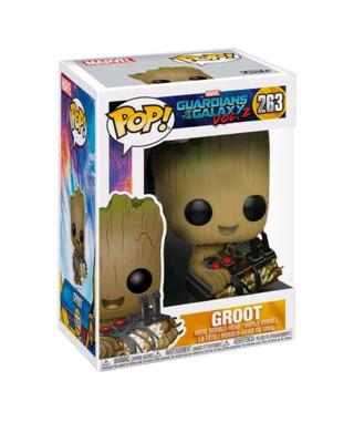 Bobble Figure GOTG Vol. 2 POP! - Groot
