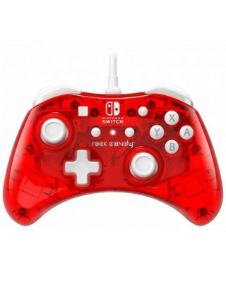 Gamepad PDP Rock Candy Mini - Stormin Cherry - Wired