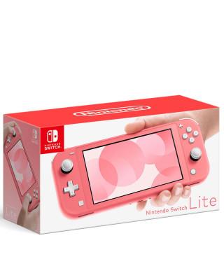 Konzola Nintendo Switch Lite - Coral