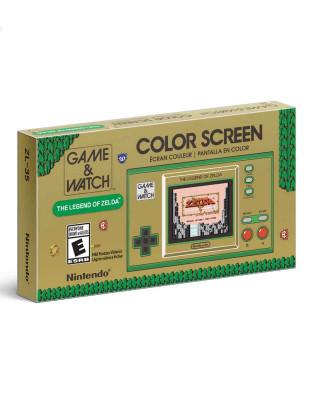 Konzola Game & Watch: The Legend Of Zelda Grey/Red