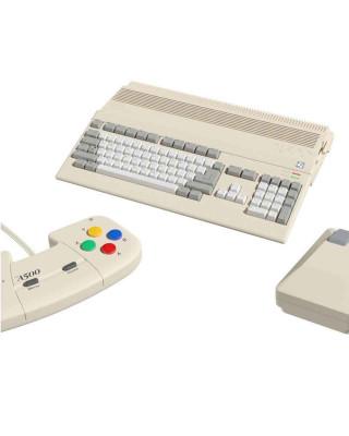 Konzola The A500 Mini - Retro Console