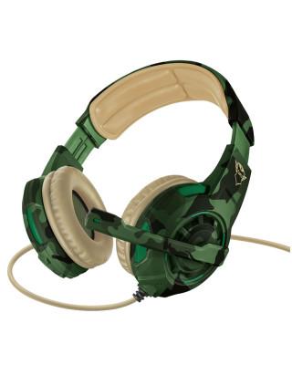 Slušalice Trust GXT 310C Radius - Jungle Camo