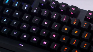 Tastatura Logitech G513 - GX Red Clicky Switch - Carbon