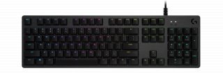 Tastatura Logitech G512 - GX Blue Clicky Switch