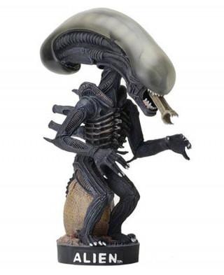 Bobble-Head Alien Head Knocker - Alien Warrior