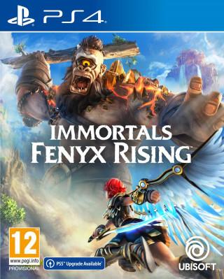 PS4 Immortals Fenyx Rising Standard Edition