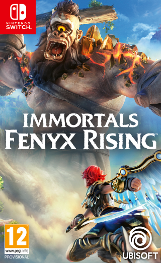 Switch Immortals Fenyx Rising