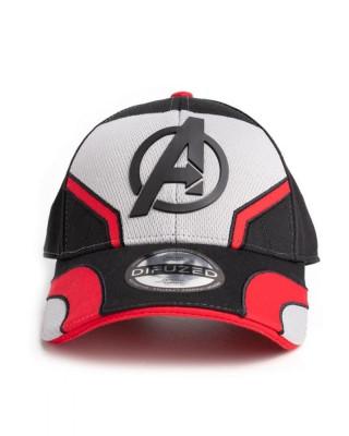 Kačket Difuzed - Avengers - Quantum Adjustable Cap