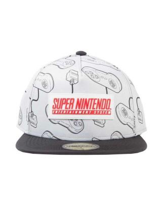 Kačket Nintendo SNES Retro Snapback Cap