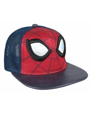 Kačket Spiderman - Flat Peak