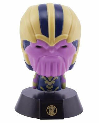 Lampa Paladone Avengers Endgame - Thanos Icon Light