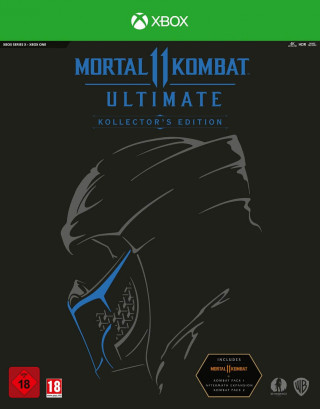 XBOX ONE Mortal Kombat 11 - Ultimate Kollector