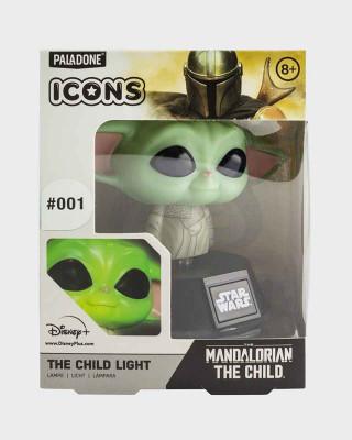 Lampa Paladone Icons Star Wars - The Child Light