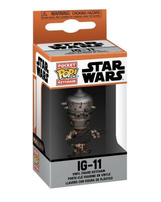 Privezak Star Wars Mandalorian Pocket POP! - IG-11