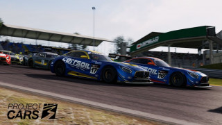 XBOX ONE Project Cars 3