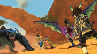 Switch Monster Hunter Stories 2 - Wings of Ruin