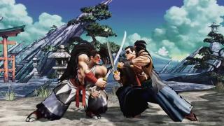 Switch Samurai Showdown