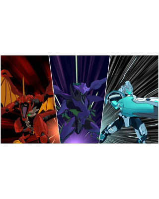 Switch Bakugan - Champions of Vestroia Toy Edition