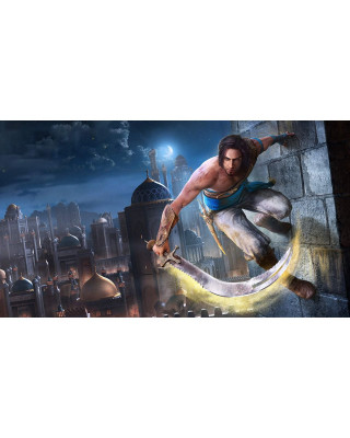 Switch Prince of Persia Sands of Time Remake
