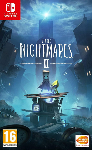 Switch Little Nightmares 2