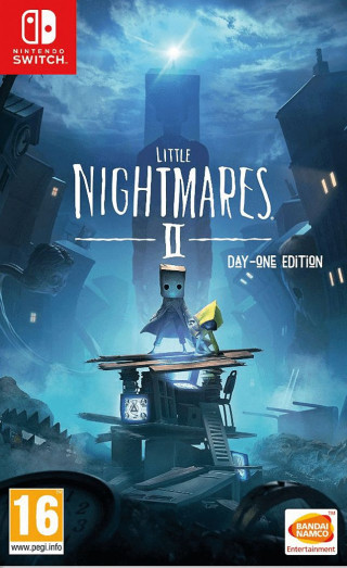 Switch Little Nightmares 2 - Day One Edition