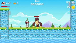 Switch Panda Hero (Code in a Box)