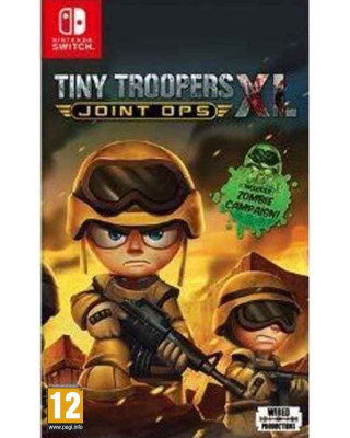 Switch Tiny Troopers - Joint Ops XL (Code in a Box)