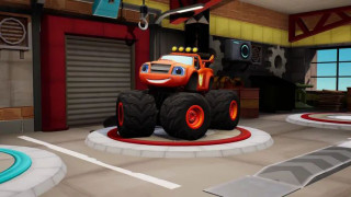 Switch Blaze and the Monster Machines - Axle City Racers