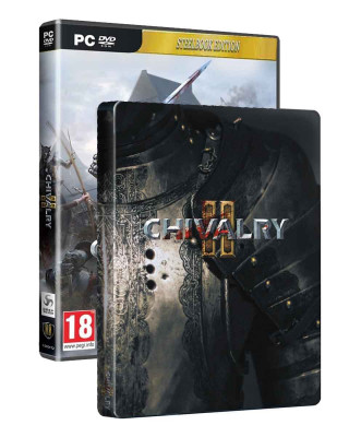PC Chivalry II Steelbook Edition