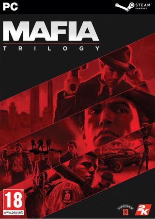 PCG Mafia Trilogy